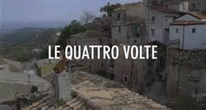 Le Quattro Volte village title