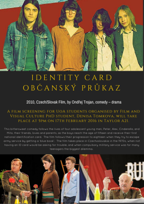 'Identity Card' Film Screening