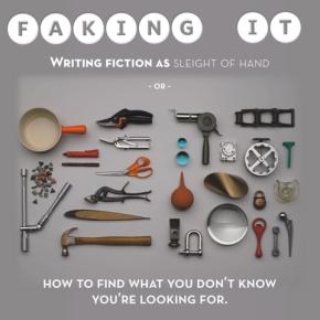 Faking It: A Talk by ReifLarsen