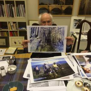 Performing the Invisible: Richard Demarco and Visual Culture inScotland
