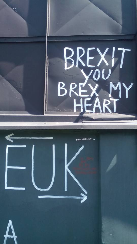 Brexit you brex my heart