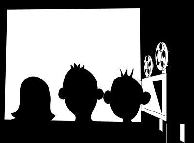 Free-movie-clip-art-clipart-clipartix-2