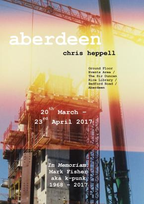 aberdeen: photography exhibition by chris heppell