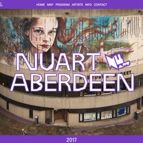 NUART: How the Festival is Shaping Aberdeen's Attitudes towards StreetArt