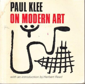 Picturing Science reading group on Paul Klee