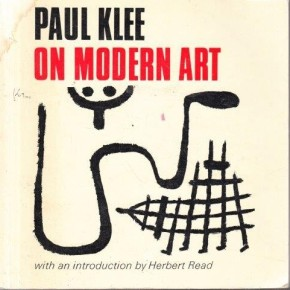 Picturing Science reading group on PaulKlee